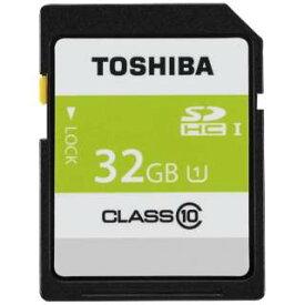 【10月1日24時間限定!Wエントリー&楽天カード決済でポイント最大13倍!】【ネコポス】TOSHIBA SDHC UHS-I カード 32GB SDAR40N32G