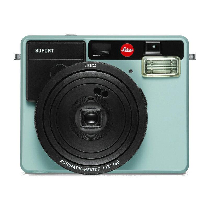 ライカ (Leica) インスタントカメラ ゾフォート SOFORT ミント (19101) instax mini フィルム使用
