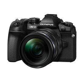 【7月21日20:00-7月26日1:59エントリー&楽天カード決済でポイント最大7倍!】OLYMPUS オリンパス ミラーレス一眼カメラ OM-D E-M1 Mark II 12-40mm F2.8 PROキット