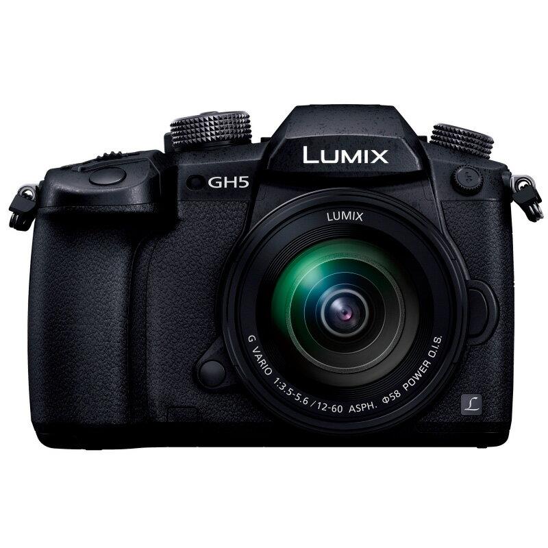 Panasonic パナソニック LUMIX GH5 標準ズームレンズキット (DC-GH5M-K)ミラーレス一眼カメラ