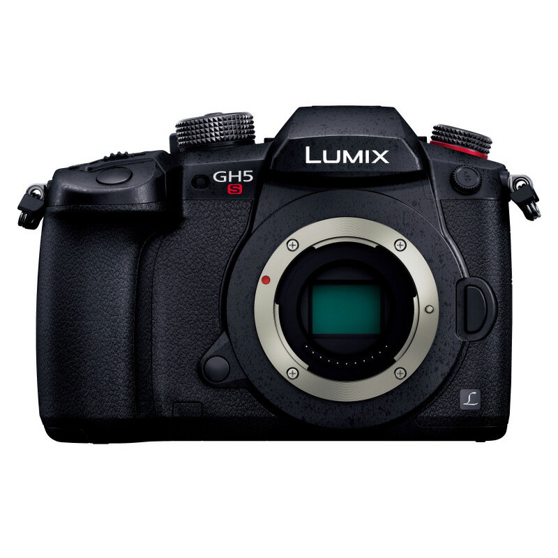 Panasonic パナソニック LUMIX GH5S ボディ(DC-GH5S-K)ミラーレス一眼カメラ