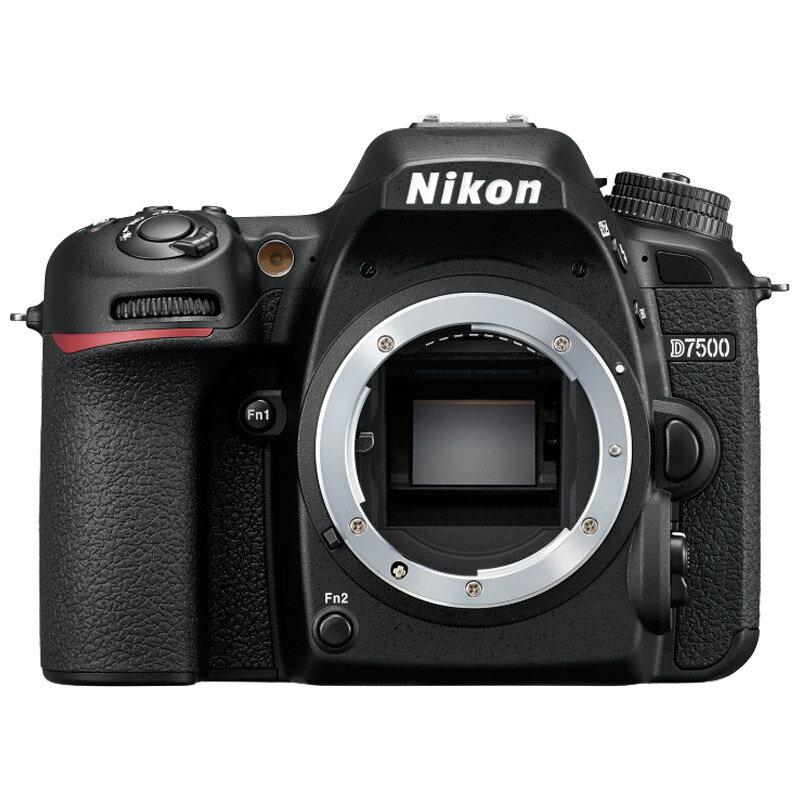 Nikon ニコン デジタル一眼レフカメラ D7500 ボディ 【キャッシュバックキャンペーン10,000円対象】
