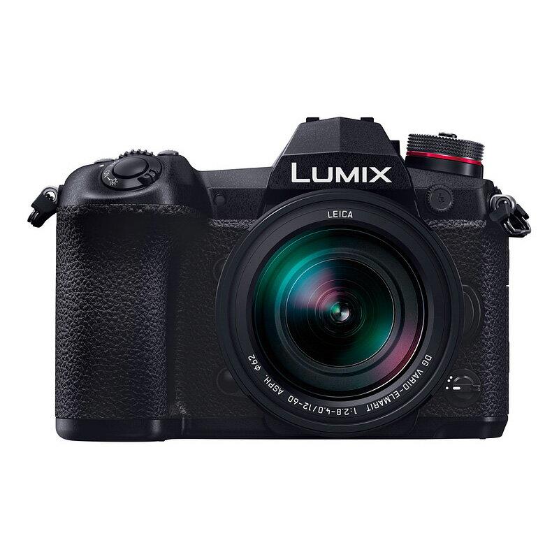 Panasonic パナソニック LUMIX G9 PRO レンズキット ブラック (DC-G9L-K) ミラーレス一眼カメラ