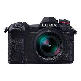 【11月19日20:00-11月26日1:59エントリー&楽天カード決済でポイント最大7倍!】Panasonic パナソニック LUMIX G9 PRO レンズキット ブラック (DC-G9L-K) ミラーレス一眼カメラ