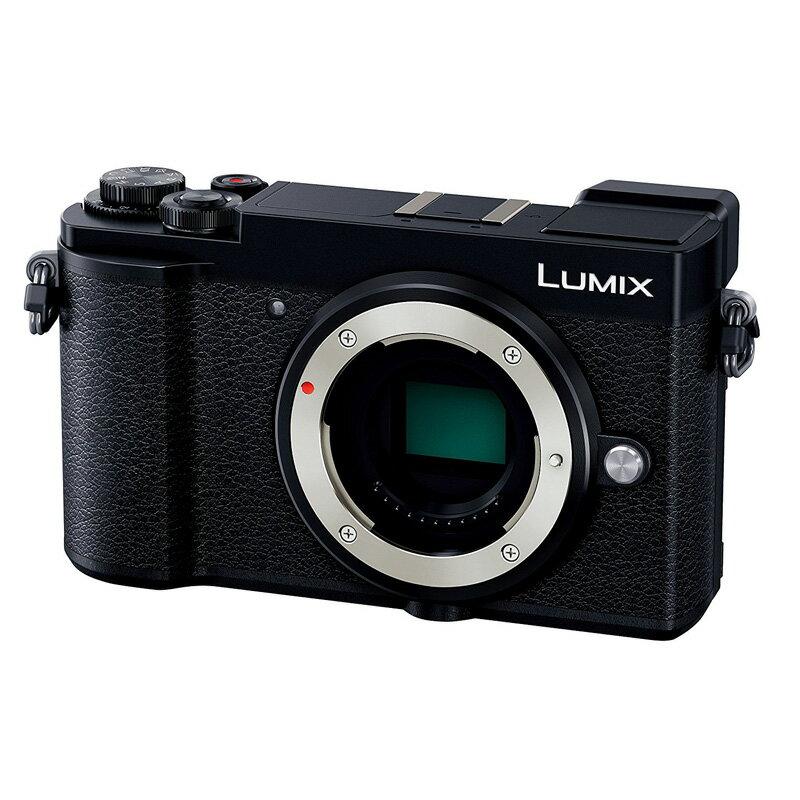 Panasonic パナソニック LUMIX GX7 MarkIII ボディ ブラック (DC-GX7MK3-K) ミラーレス一眼カメラ