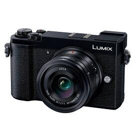 【1月24日20:00-1月28日1:59 最大6,000円OFFクーポン発行中!】Panasonic パナソニック LUMIX GX7 MarkIII 単焦点ライカDGレンズキット ブラック (DC-GX7MK3L-K) ミラーレス一眼カメラ