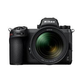 Nikon ニコン ミラーレス一眼カメラ Z6II 24-70 レンズキット【XQDカード64GB同梱キャンペーン対象】