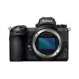 Nikon ニコン ミラーレス一眼カメラ Z6II ボディ【XQDカード64GB同梱キャンペーン対象】