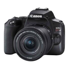 【8月2日20:00-8月9日1:59 最大6,000円OFFクーポン発行中!】Canon キヤノン デジタル一眼レフカメラ Canon EOS Kiss X10 EF-S18-55 IS STM レンズキット ブラック