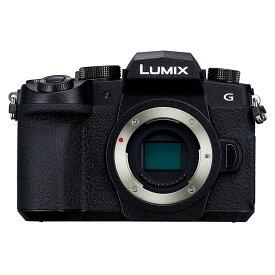 【3月1日0:00-23:59 最大6,000円OFFクーポン発行中!】Panasonic パナソニック LUMIX G99 ボディ ブラック (DC-G99-K) ミラーレス一眼カメラ