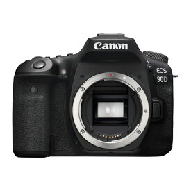 Canon キヤノン デジタル一眼レフカメラ EOS 90D ボディ