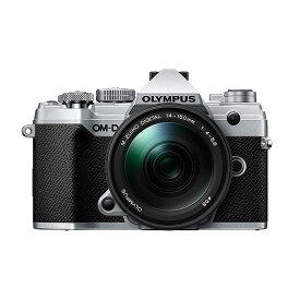 【7月15日24時間限定!Wエントリー&楽天カード決済でポイント最大14倍!】OLYMPUS オリンパス ミラーレス一眼カメラ OM-D E-M5 Mark III 14-150mm II レンズキット シルバー