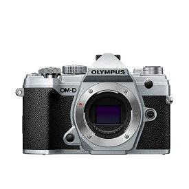【予約商品】OLYMPUS オリンパス ミラーレス一眼カメラ OM-D E-M5 Mark III ボディ シルバー【2019年11月下旬発売予定】