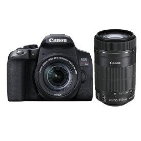 Canon キヤノン デジタル一眼レフカメラ Canon EOS Kiss X10i ダブルズームキット