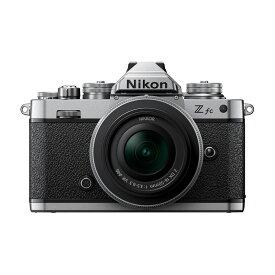 【納期未定 予約商品】Nikon ニコン ミラーレス一眼カメラ Z fc 16-50 VR SLレンズキット