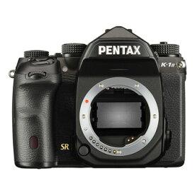 【あす楽対応】【選べる5年間延長保証対象(別料金)】ペンタックス K-1 Mark II ボディ