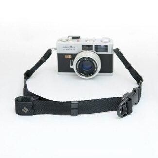 <公式>伸縮自在のカメラストラップ!/diagnl(ダイアグナル)/NinjaCameraStrap(ニンジャカメラストラップ)38mmNavy{一眼レフ}{伸縮自在}{カメラ一眼}{マイクロ一眼}{ミラーレス}