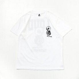 TACOMA FUJI RECORDS TLOUD designed by Hiroshi Iguchi{アーティストT}{TACOMA FUJI}{タコマフジ}{tシャツ}{ティーシャツ}