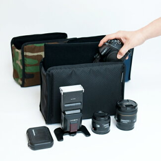 LensCoat(レンズコート)/LensPouch(レンズポーチ)S/各4色