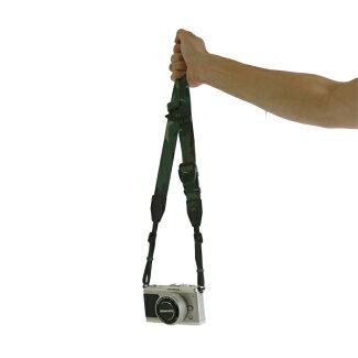 <公式>USA製柄テープdiagnl(ダイアグナル)NinjaCameraStrap(ニンジャカメラストラップ)25mm幅【5,000円(税抜)以上のご購入で送料無料】