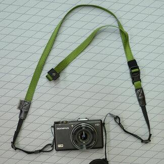 <公式>伸縮自在のカメラストラップ!/diagnl(ダイアグナル)/NinjaCameraStrap(ニンジャカメラストラップ)15mm{マイクロフォーサーズ}{伸縮自在}{カメラストラップコンデジ}{カメラストラップ}{斜めがけ}{デジカメ}{細め}
