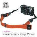 「異次元の速写性」ニンジャカメラストラップdiagnl(ダイアグナル) Ninja Camera Strap 25mm幅 レギュラータイプ【5,4…