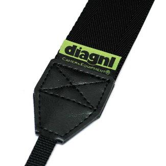 選べるカラー自由自在・送料無料!diagnl(ダイアグナル)NinjaCameraStrap(ニンジャカメラストラップ)『Strap&Binderセット38mm幅』ショルダーストラップ斜めがけ一眼レフミラーレス長さ調節