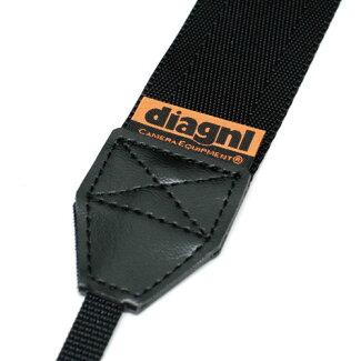 選べるカラー自由自在・送料無料!diagnl(ダイアグナル)NinjaCameraStrap(ニンジャカメラストラップ)『Strap&Binderセット38mm幅』ショルダーストラップ斜めがけ一眼レフミラーレス