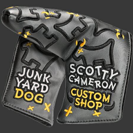 スコッティキャメロン ヘッドカバー カスタムショップ DANCING JUNKYARD DOG [ スタンダード ]