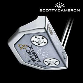 スコッティキャメロン CAMERON & CROWN [GOLO5] 33インチ 特別限定モデル 世界限定2500本