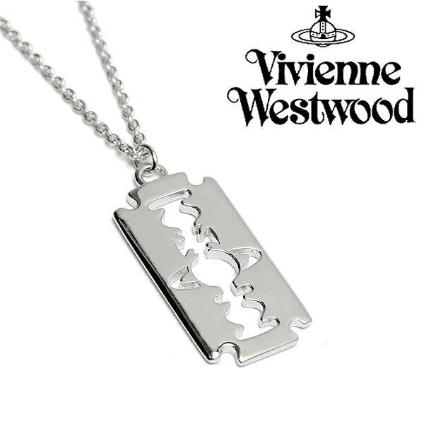 【送料無料】Vivienne Westwood ヴィヴィアンウエストウッド ネックレス レディース メンズ ペンダント プレート bp1624-1rho
