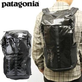【送料無料】PATAGONIA パタゴニア リュック バックパック BAG 鞄 メンズ レディース アウトドア ブラック ナイロン ユニセックス シンプル ブランド 49297