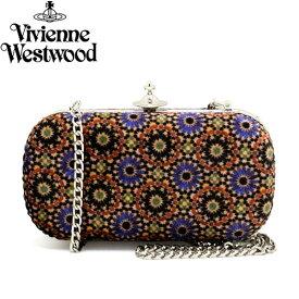 【送料無料】Vivienne Westwood ヴィヴィアンウエストウッド レディース バッグ 鞄 女性用 ブランド ギフト プレゼント 海外正規品 人気 131249-60046