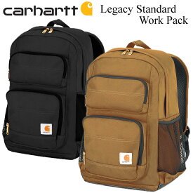 CARHARTT カーハート リュック バックパック バッグ BAG 鞄 メンズ レディース ブランド シンプル ブラック ブラウン Legacy Standard Work Pack