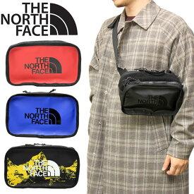 ザ・ノースフェイス THE NORTH FACE ショルダーバッグ 斜め掛け ボディバッグ ウエストバッグ BAG 鞄 メンズ レディース ブランド ナイロン 軽量 アウトドア ユニセックス NF0A3KYX