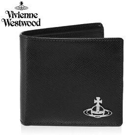 Vivienne Westwood ヴィヴィアンウエストウッド 財布 二つ折り ウォレット ファッション レディース 女性 ブランド プレゼント ギフト 51010016-n405bk