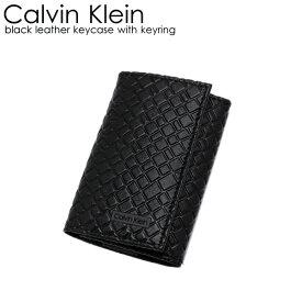 【楽天スーパーSALE】【Calvin Klein】 カルバンクライン キーケース メンズ RFIDレザー 男性用 6連 79839