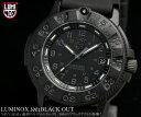 ルミノックス LUMINOX LUMI-NOX ルミノックス ネイビーシールズ ミリタリー ブラックアウト メンズ 腕時計 アナログ表…