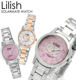 シチズン腕時計 レディス レディース ソーラー lilish リリッシュソーラー腕時計 腕時計 うでどけい レディス ladies