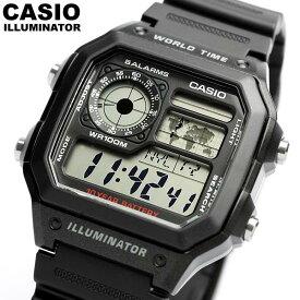 【カシオ・腕時計】カシオ 腕時計 デジタル CASIO カシオ 腕時計 デジタル メンズ AE-1200WH-1AVDF カシオ腕時計 カシオ 腕時計 デジタル メンズ うでどけい MEN'S