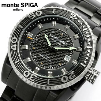 Monte Spiga MONTE SPIGA watches watch watches mens watch MEN's udedokei