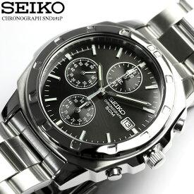 逆輸入 SEIKO セイコー クロノグラフ メンズ 腕時計 ウォッチ うでどけい Men's クロノ 海外モデル SND191