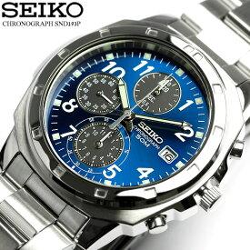 逆輸入 SEIKO セイコー クロノグラフ メンズ 腕時計 ウォッチ うでどけい Men's クロノ 海外モデル SND193