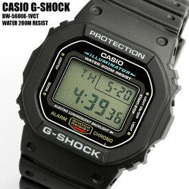 CASIO カシオ Gショック G-SHOCK 腕時計 dw-5600e-1 G-SHOCK メンズ 腕時計 MEN'S うでどけい ウォッチ