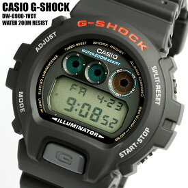 CASIO カシオ Gショック G-SHOCK 腕時計 dw-6900-1 メンズ Men's 海外モデル