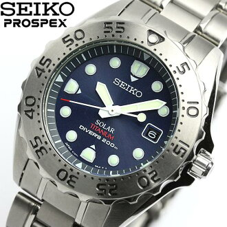 SEIKO SEIKO PROSPEX Pross pecks men watch divers solar SBDN003
