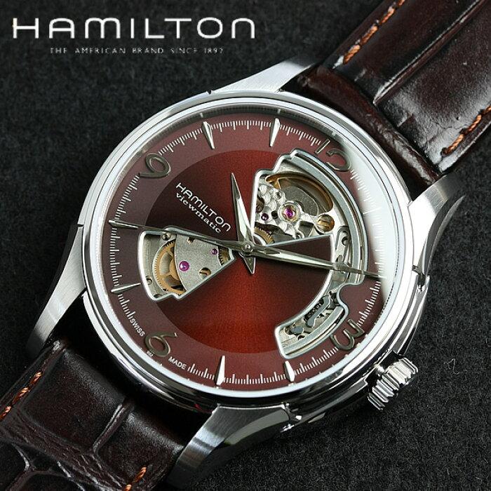 size 40 ebe0b c6090 【送料無料】ハミルトン ジャズマスター H32565595 腕時計 メンズ ブランド ランキング ウォッチ うでどけい MEN'S  自動巻き|CAMERON