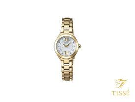 【送料無料】セイコー ティセ ソーラー 腕時計 SWFA122 セイコーティセ レディース レディス ソーラー腕時計 SEIKO TISSE Ladies 女性用 うでどけい