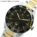 【送料無料】【TOMMY HILFIGER】【トミーヒルフィガー】 ステンレス 腕時計 メンズ トミー 時計 tommy hilfiger MEN'S…