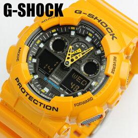 G-SHOCK Gショック ジーショック カシオ CASIO 腕時計 GA-100A-9